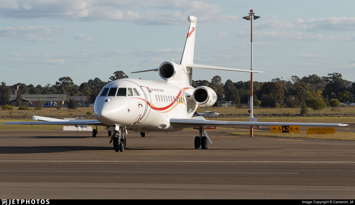 P2-ANW - Dassault Falcon 900EX - Air Niugini