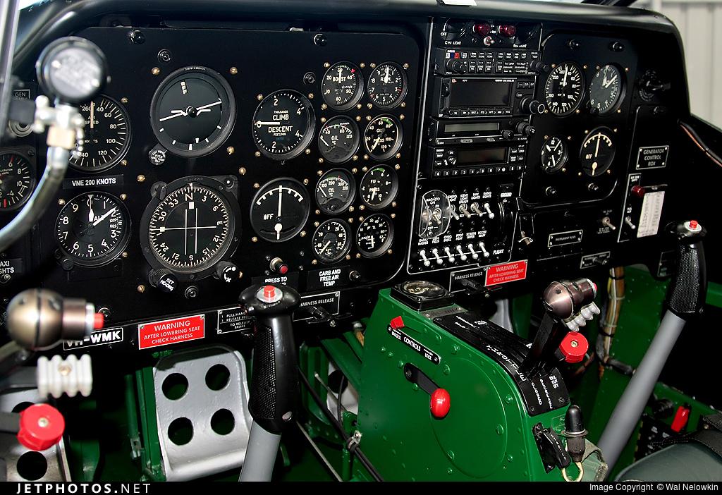 VH-WMK - CAC CA-25 Winjeel - Private