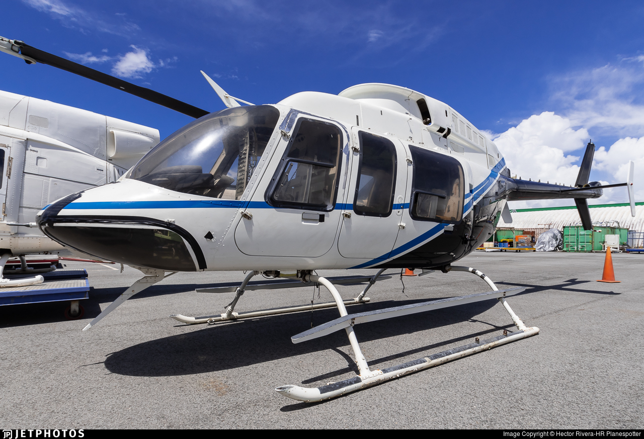 N311DJ - Bell 407 - Private