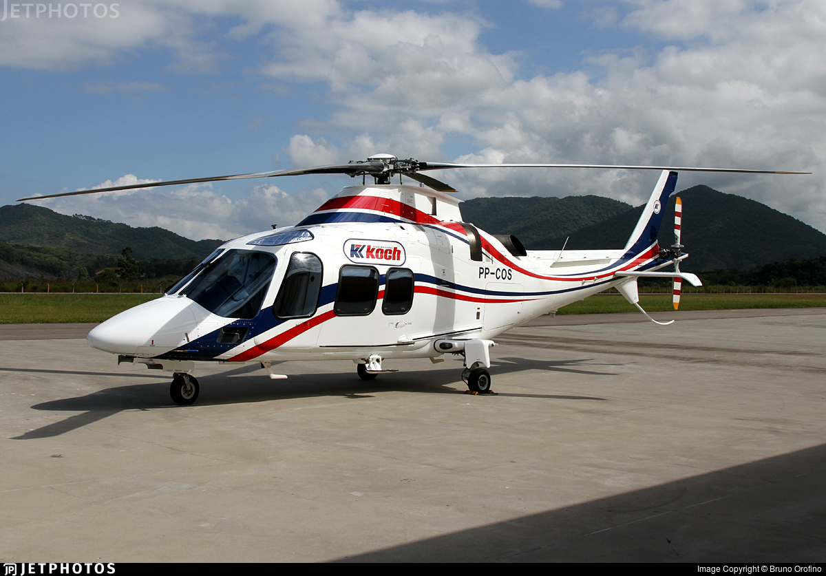 PP-COS - Agusta A109S Grand - Private