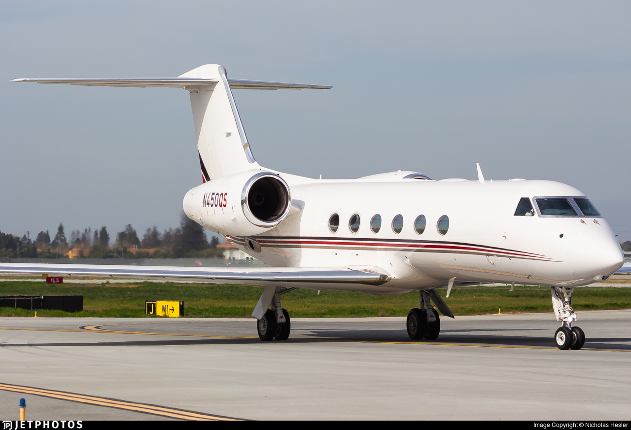 N450QS - Gulfstream G450 - NetJets Aviation