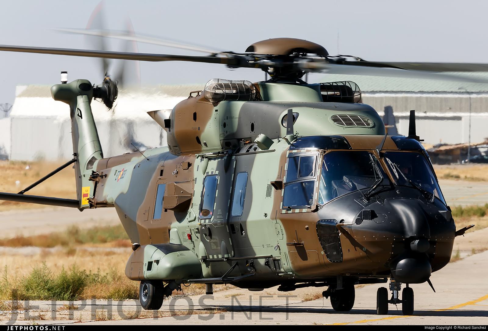 HT.29-03 - NH Industries NH-90TTH - Spain - Army