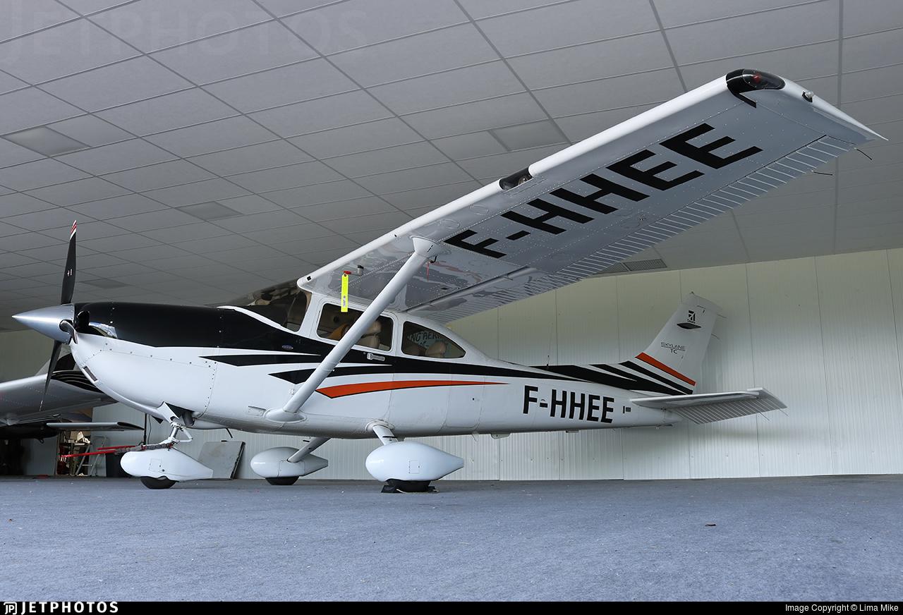 F-HHEE - Cessna T182T Turbo Skylane - Private