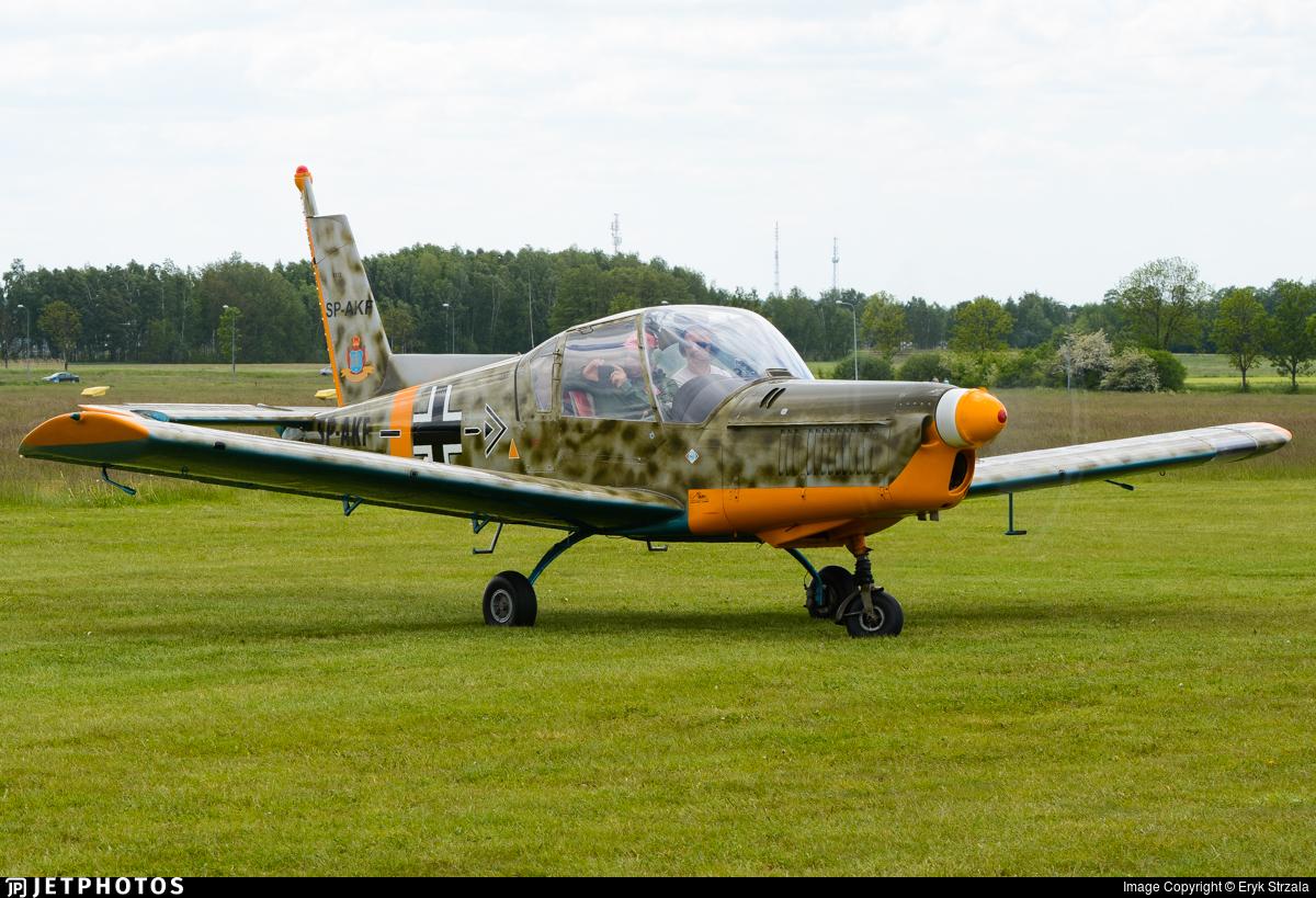 SP-AKF - Zlin 42M - Private