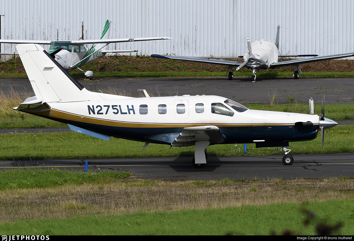 N275LH - Socata TBM-700 - Private