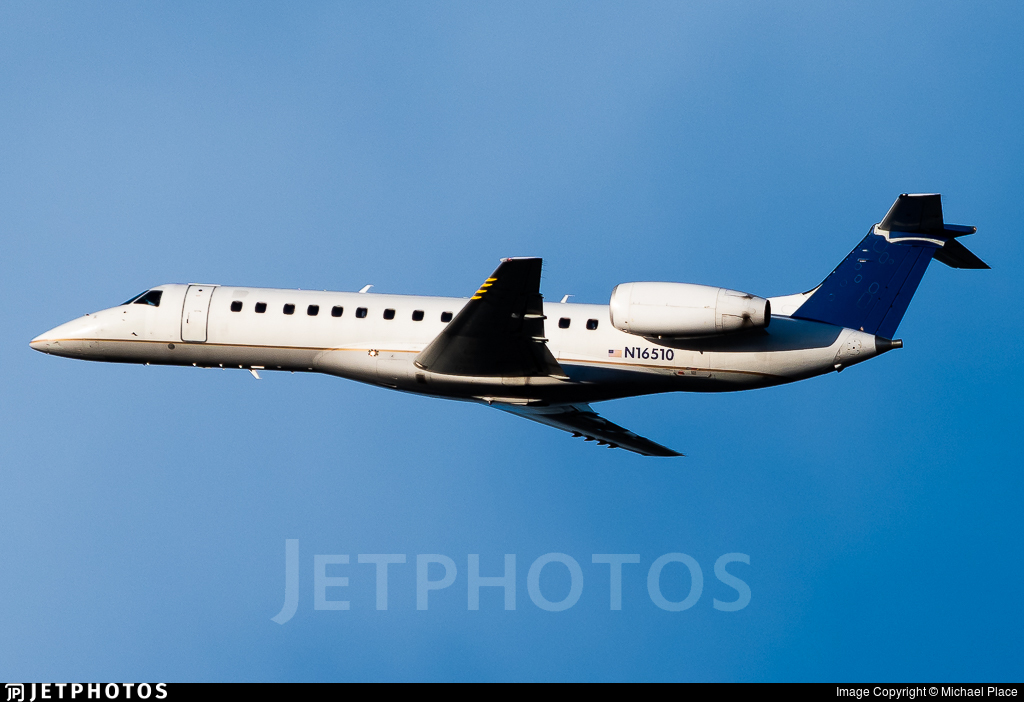 N16510 - Embraer ERJ-135ER - Contour Airlines