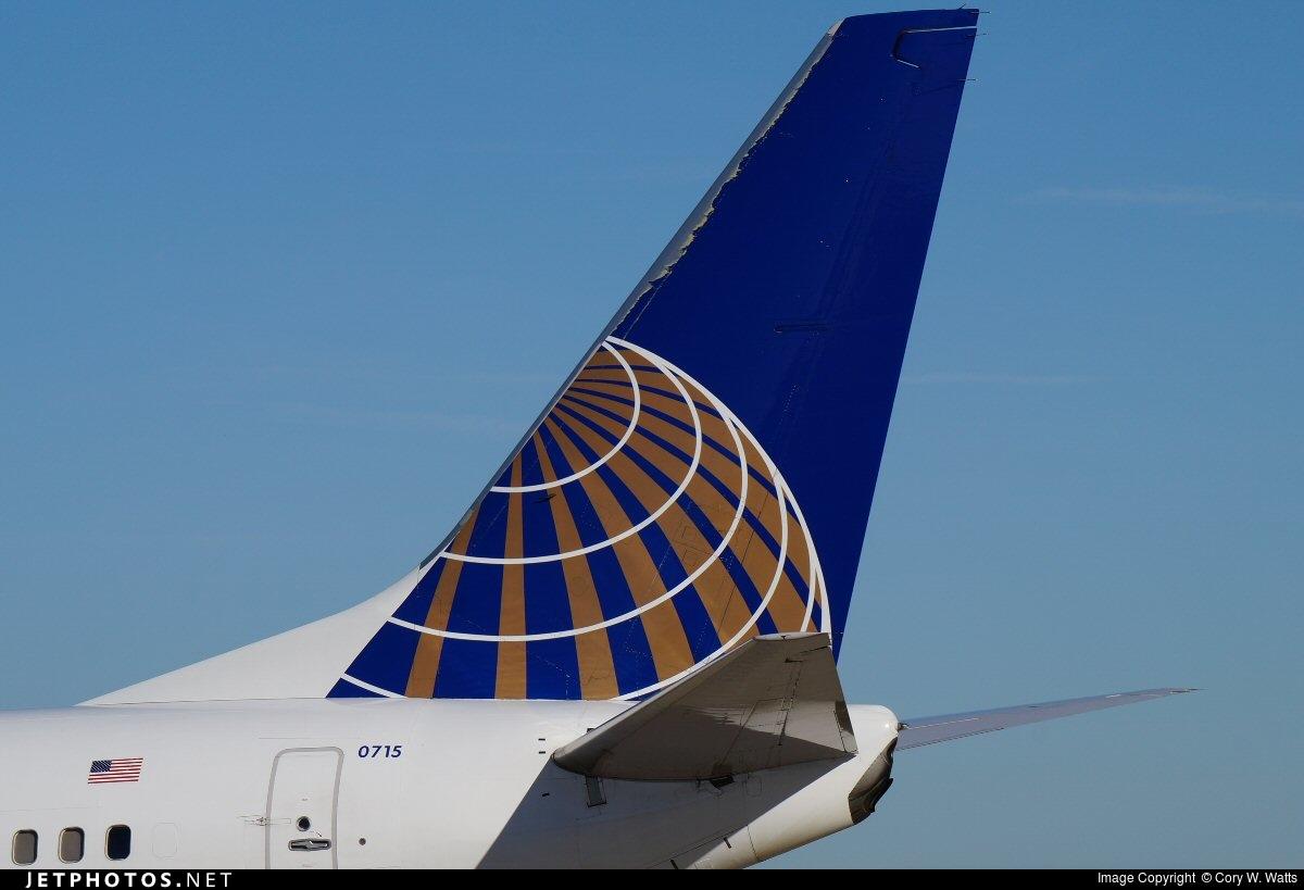 N24715 - Boeing 737-724 - United Airlines