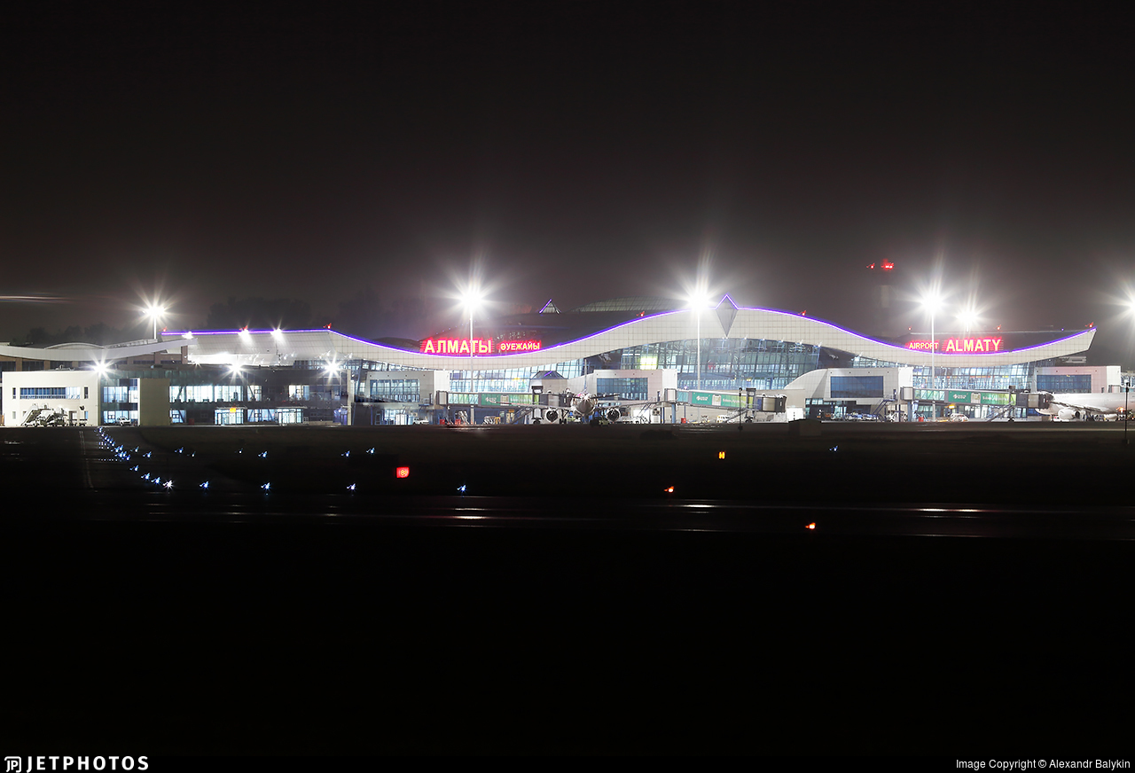 UAAA - Airport - Airport Overview