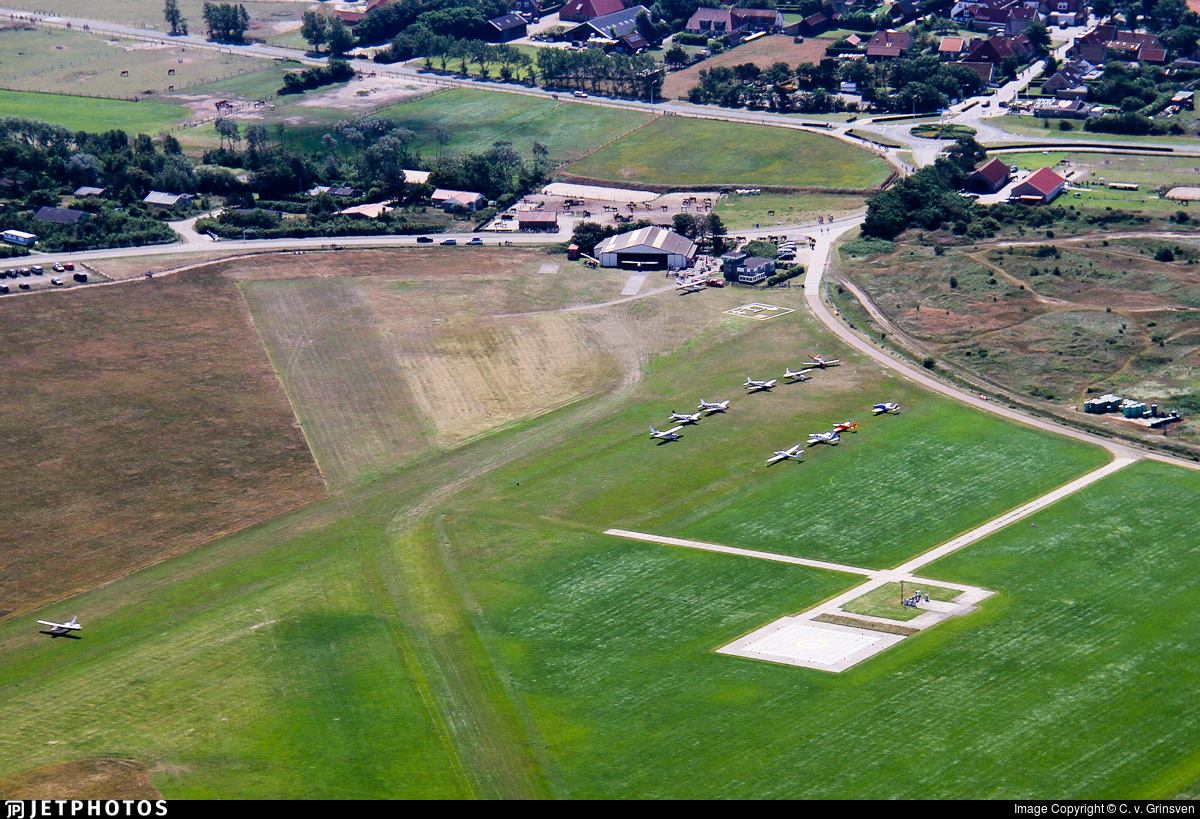 EHAL - Airport - Airport Overview