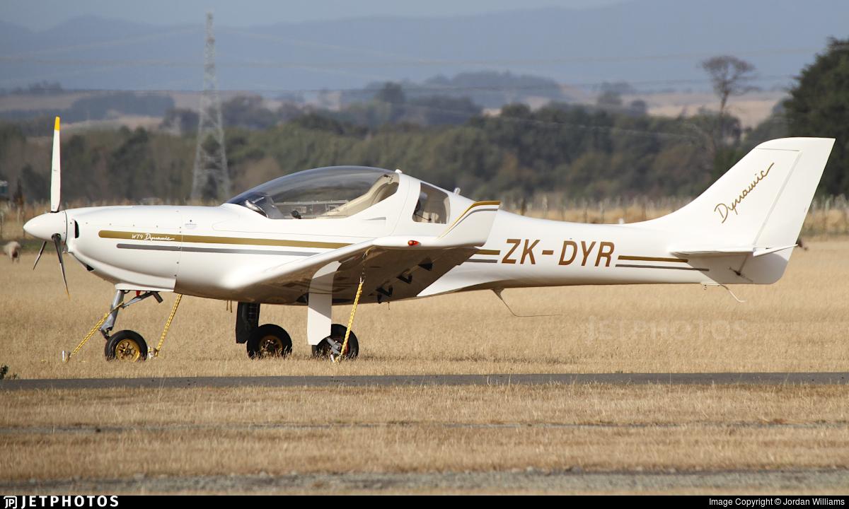 ZK-DYR - AeroSpool Dynamic WT9 - Private