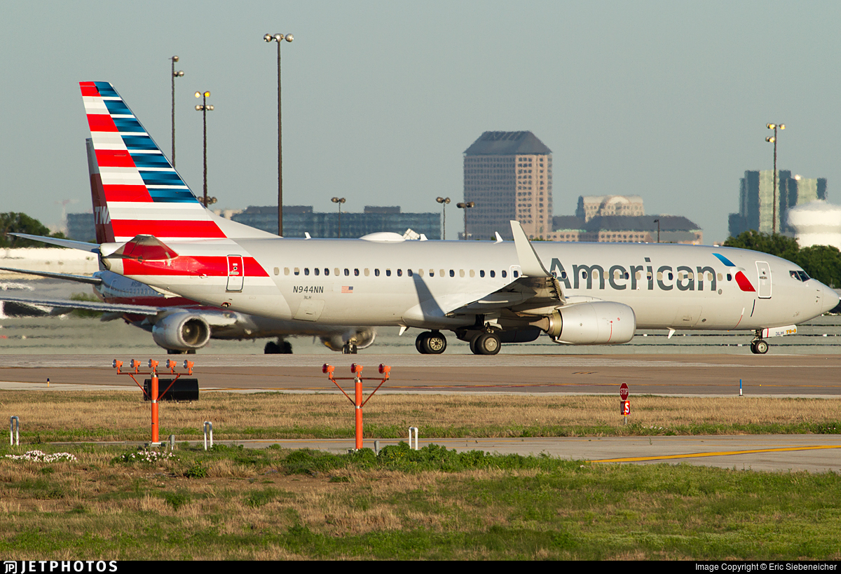 N944NN - Boeing 737-823 - American Airlines