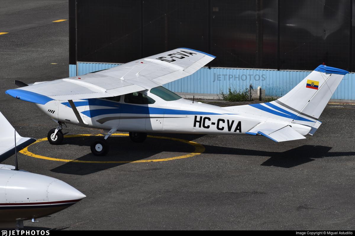 HC-CVA - Cessna 182N Skylane - Private