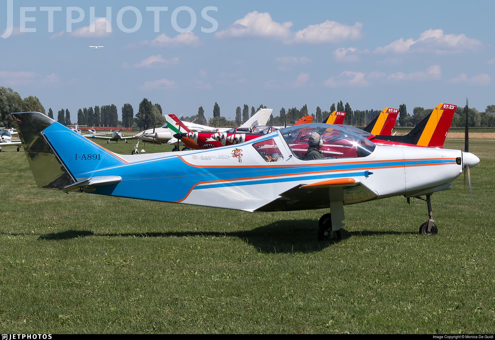 I-A891 - Asso Aerei V Jolly - Private