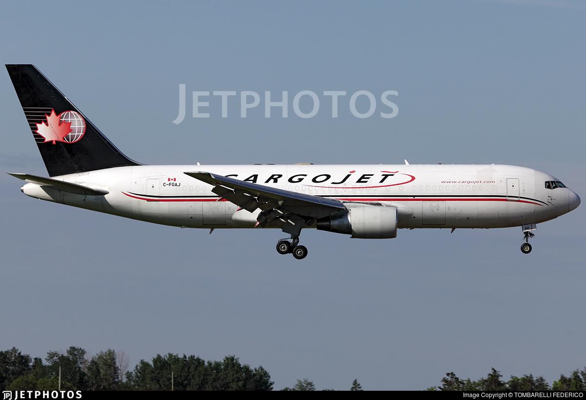 C-FGAJ - Boeing 767-223(BDSF) - Cargojet Airways