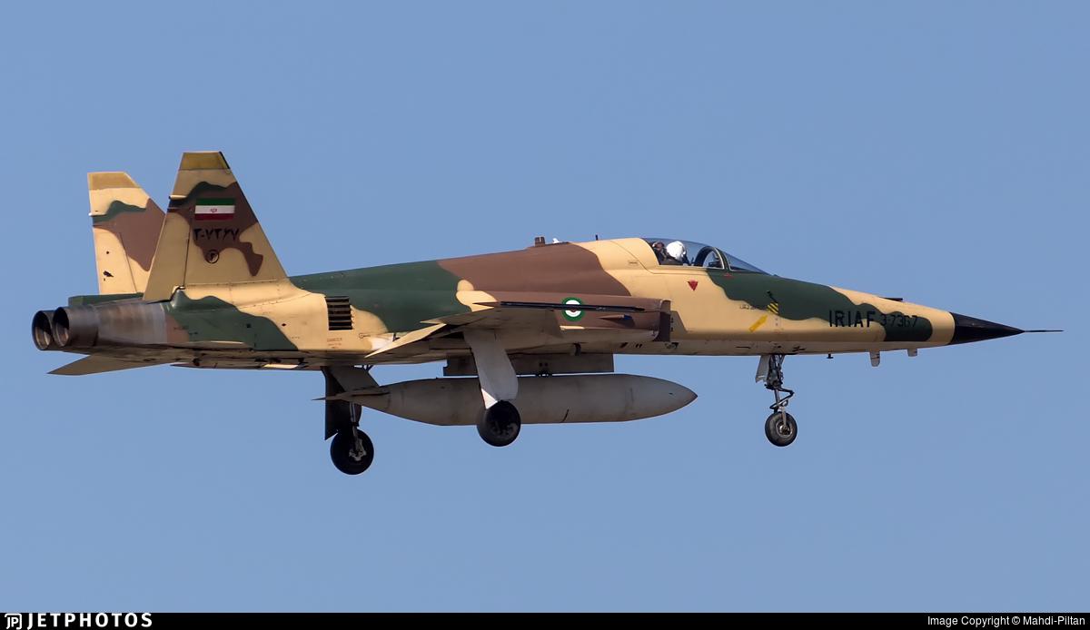 3-7367 - Northrop F-5E Saeghe - Iran - Air Force