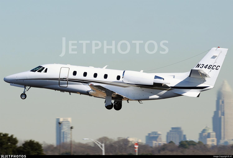 N346CC | Cessna 560XL Citation Excel | Textron Aviation | JC | JetPhotos
