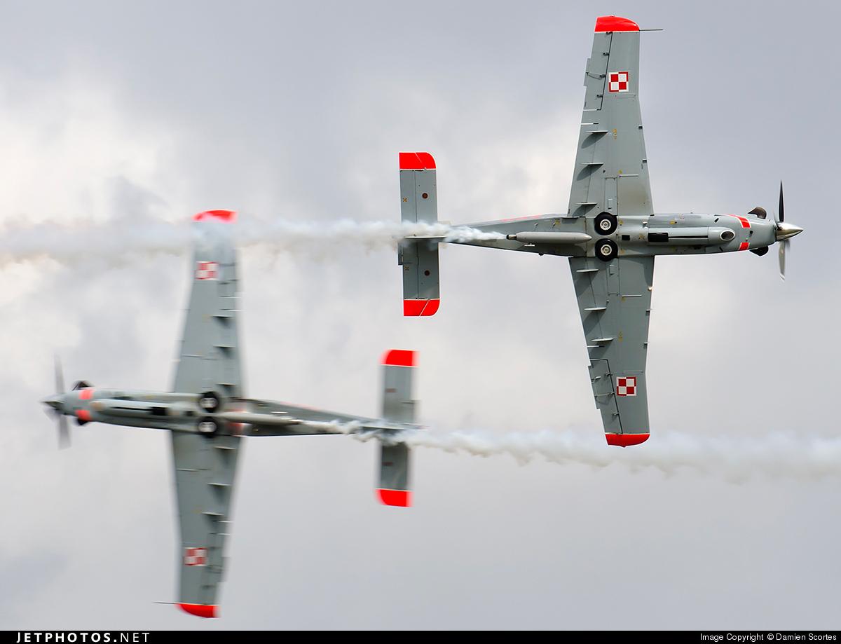 032 - PZL-Warszawa PZL-130 TC2 Orlik - Poland - Air Force