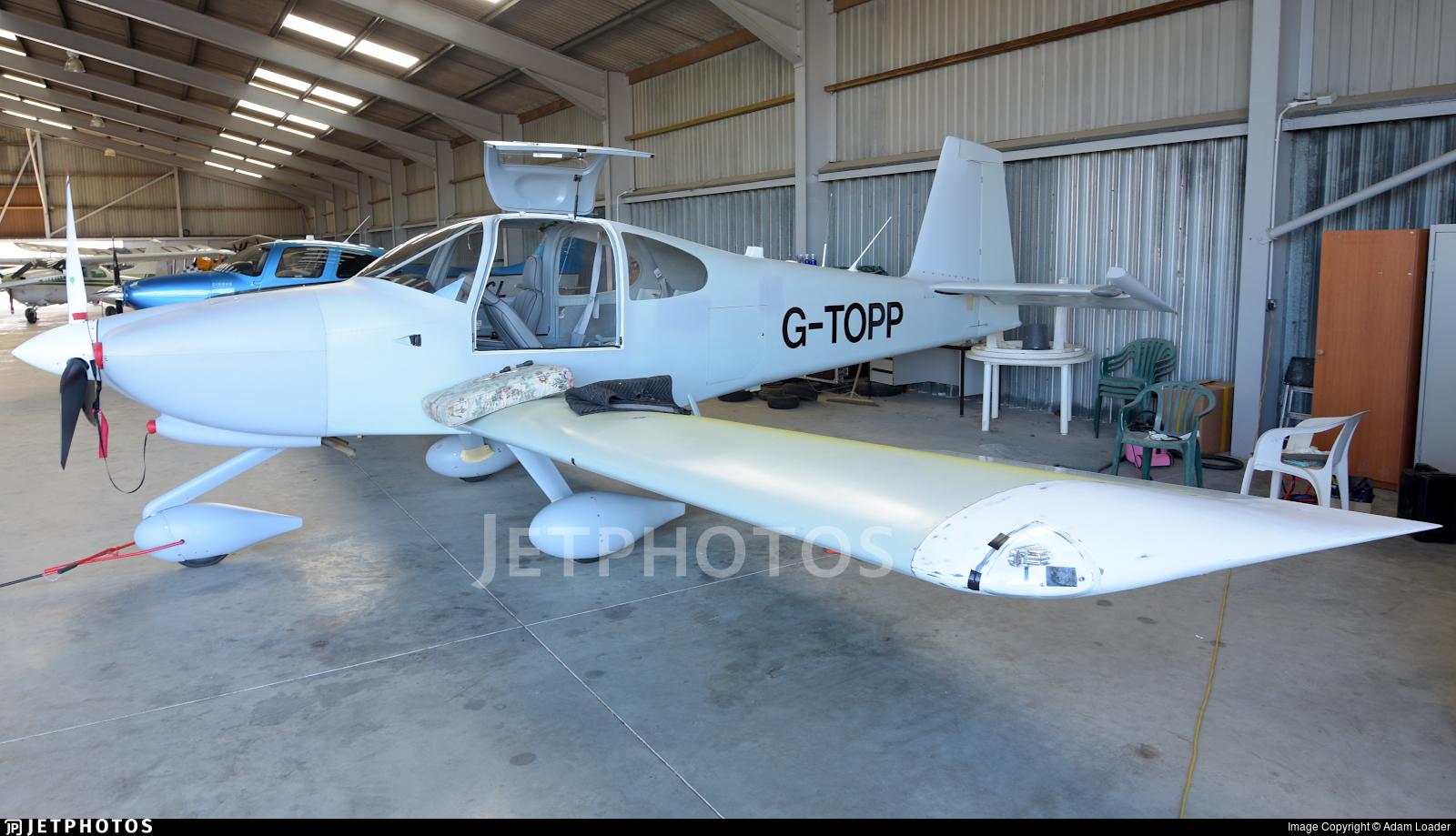 G-TOPP - Vans RV-10 - Private