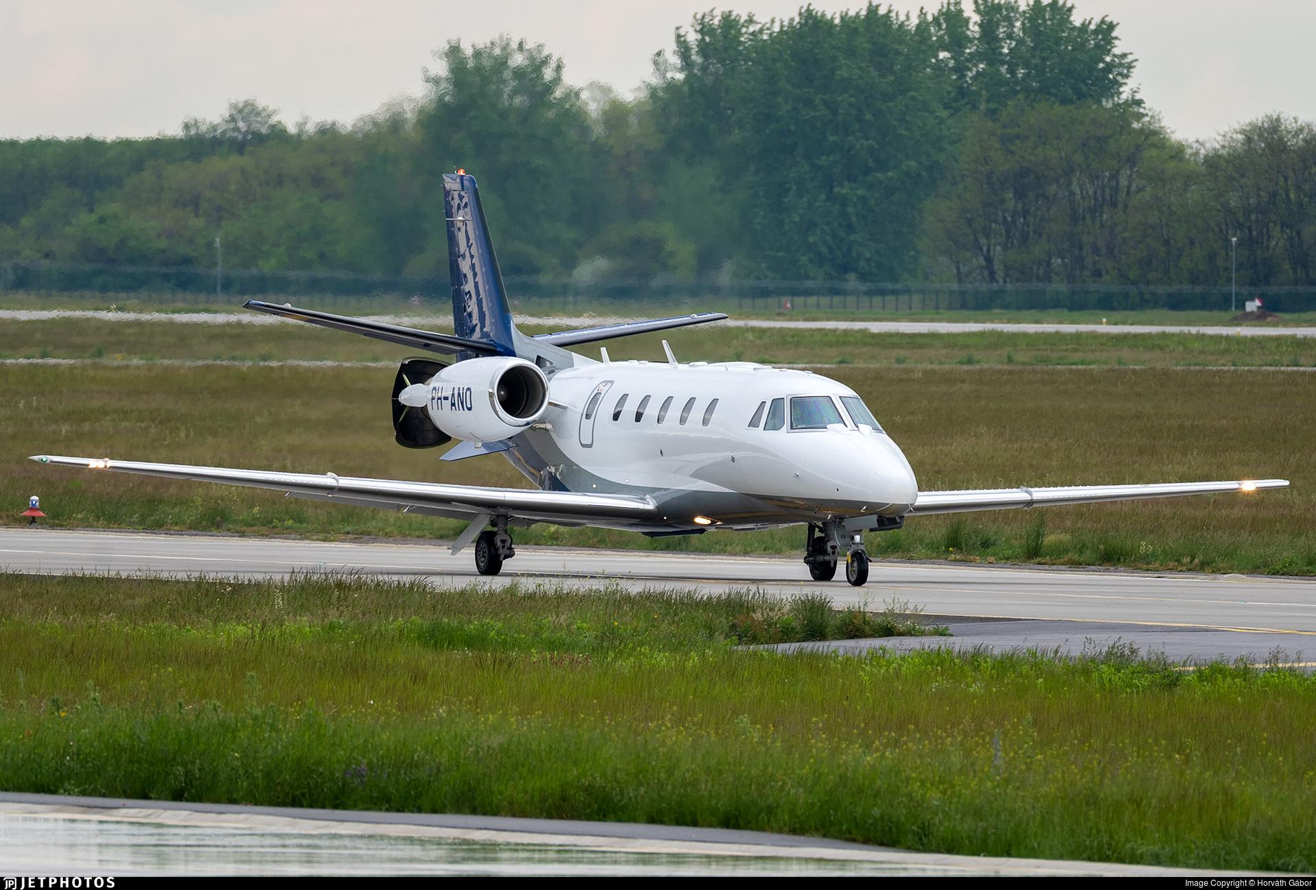 PH-ANO - Cessna 560XL Citation XLS - JetNetherlands