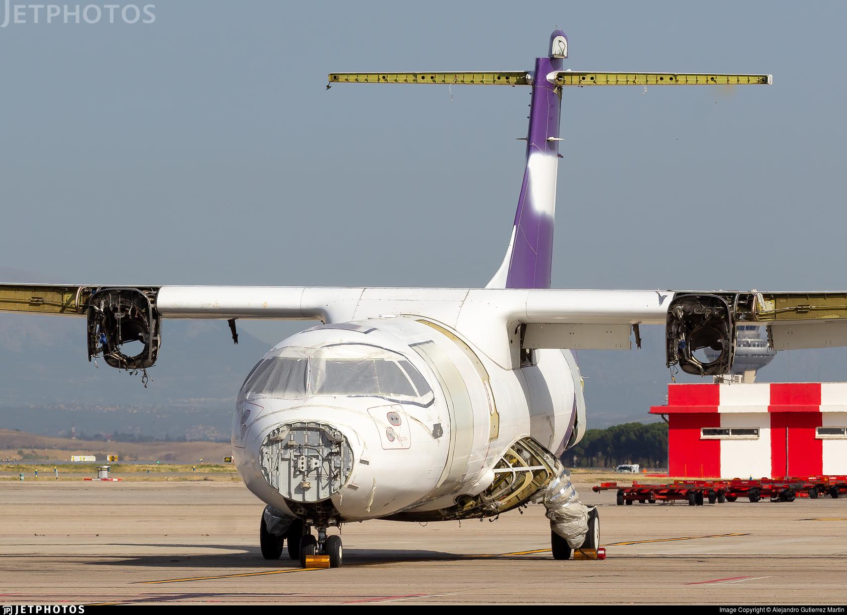 EI-FXE - ATR 42-300(F) - Untitled