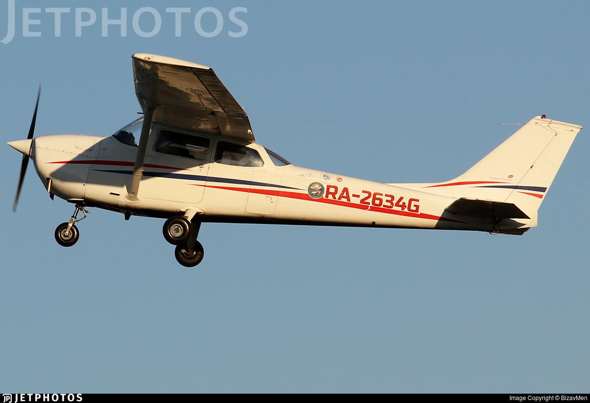 RA-2634G - Cessna 172M Skyhawk - Private