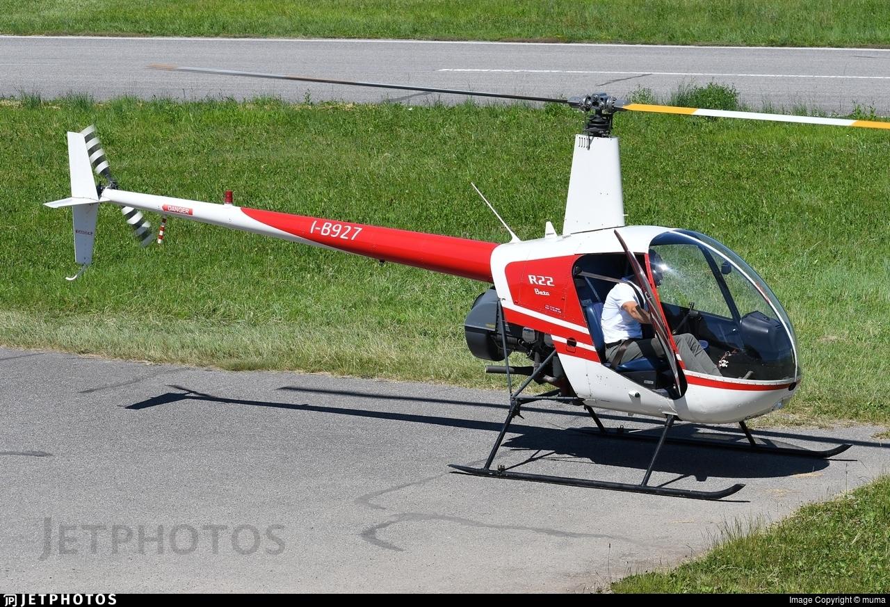 I-B927 - Robinson R22 Beta - Private