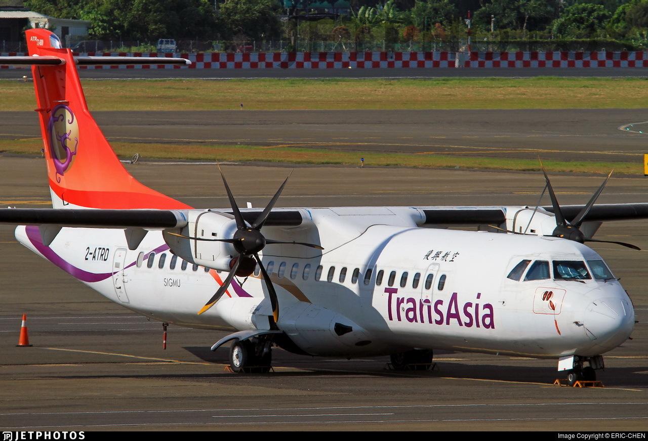 2-ATRD - ATR 72-212A(600) - TransAsia Airways
