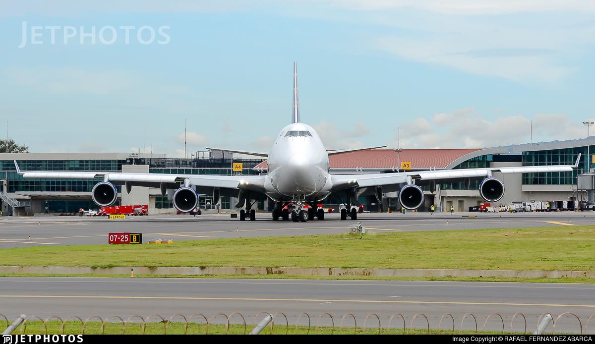 N446MC - Boeing 747-4B5ERF - Atlas Air