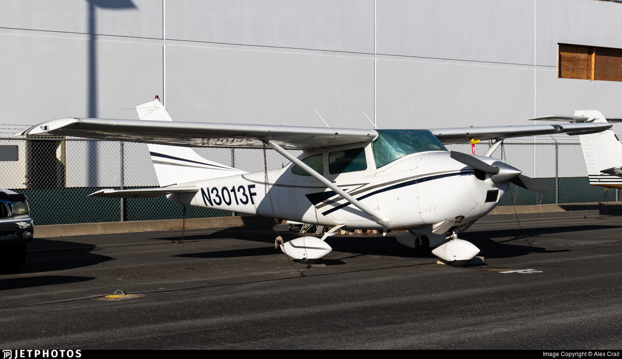 N3013F - Cessna 182J Skylane - Private
