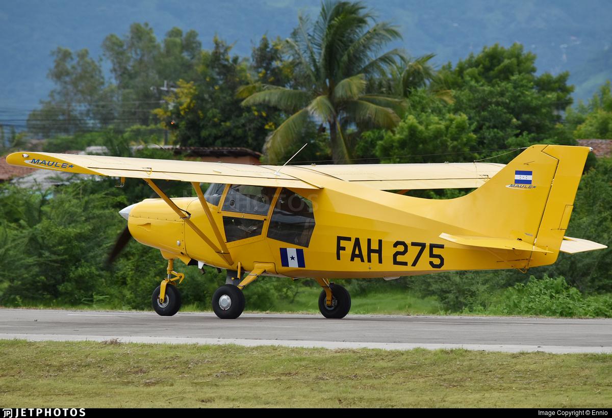 FAH-275 - Maule MX-7-180 - Honduras - Air Force