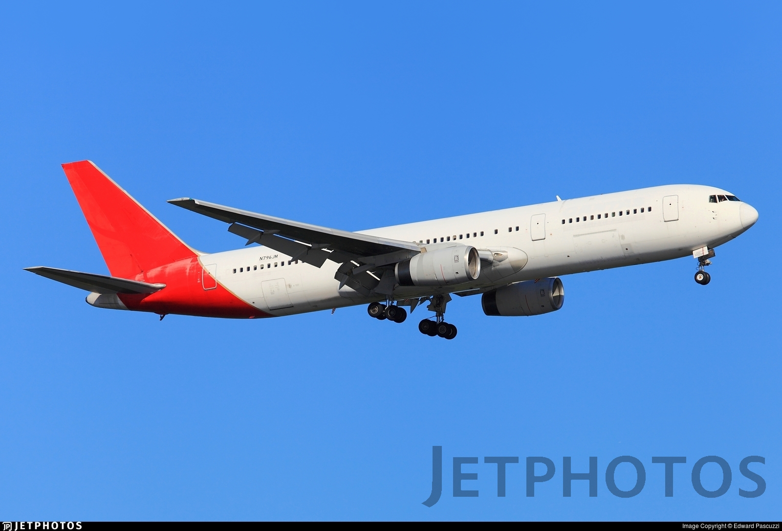 N796JM - Boeing 767-336(ER) - Dynamic Airways