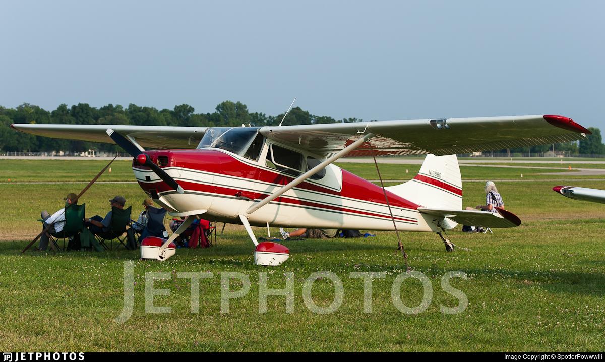 N1698D - Cessna 170B - Private