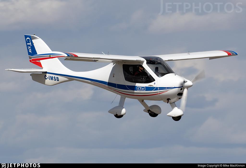 C-IMSB - Flight Design CT-SW - Private