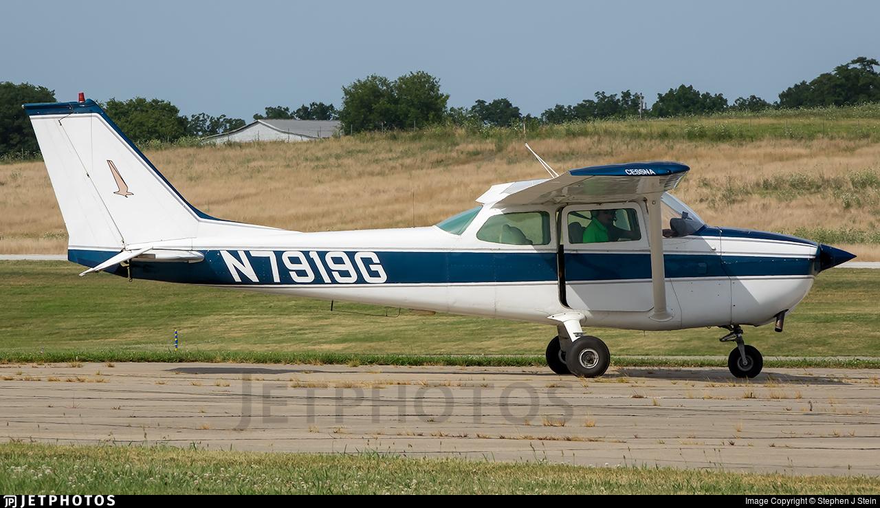 N7919G - Cessna 172L Skyhawk - Private