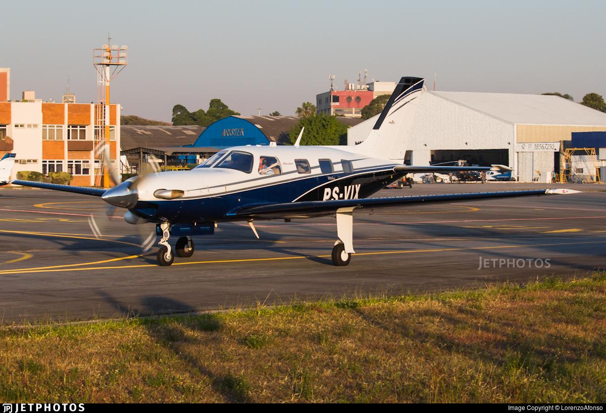 PS-VIX - Piper PA-46-500TP Malibu Meridian - Private