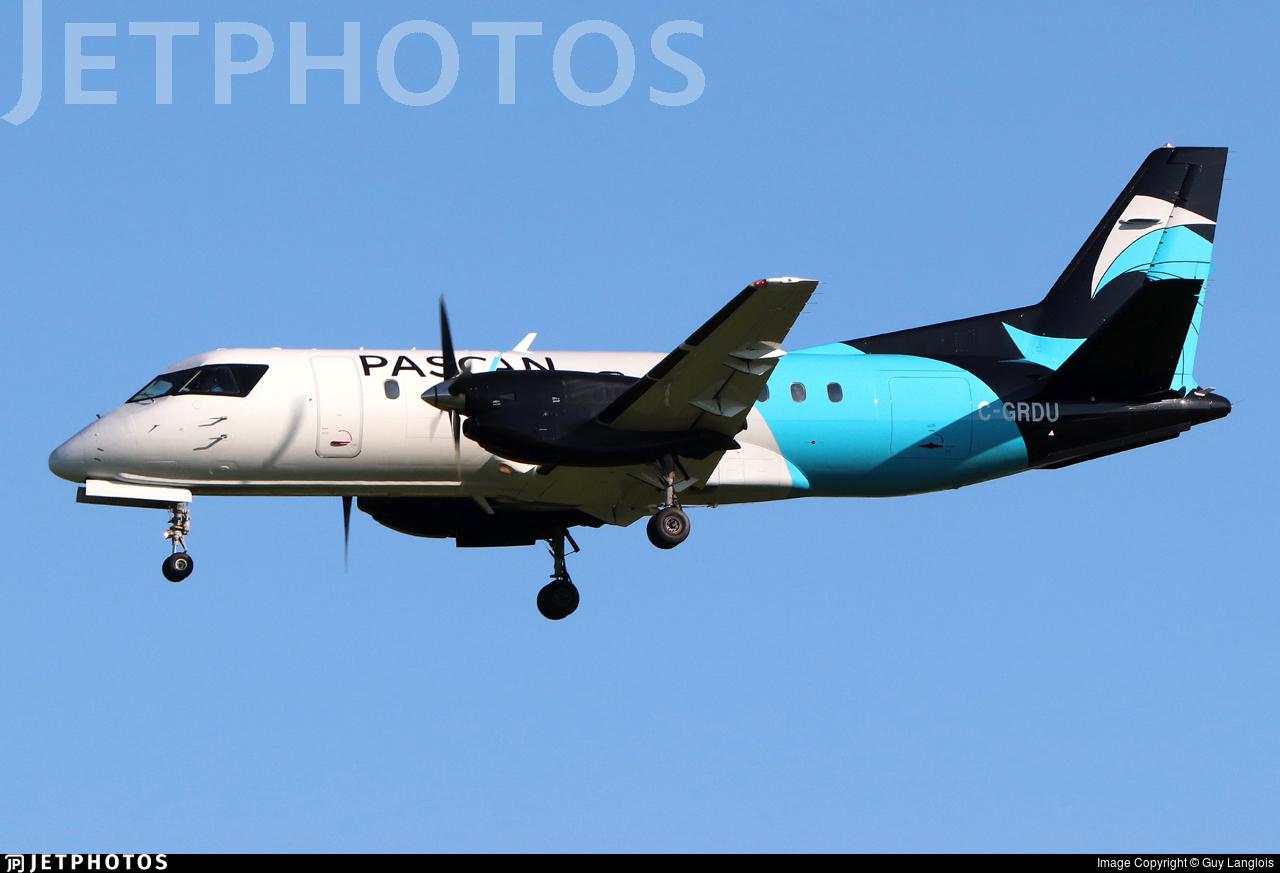 C-GRDU - Saab 340B - Pascan Aviation