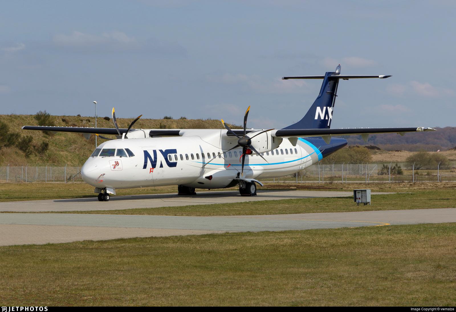 OY-YCP - ATR 72-212A(600) - Nordic Aviation Capital (NAC)
