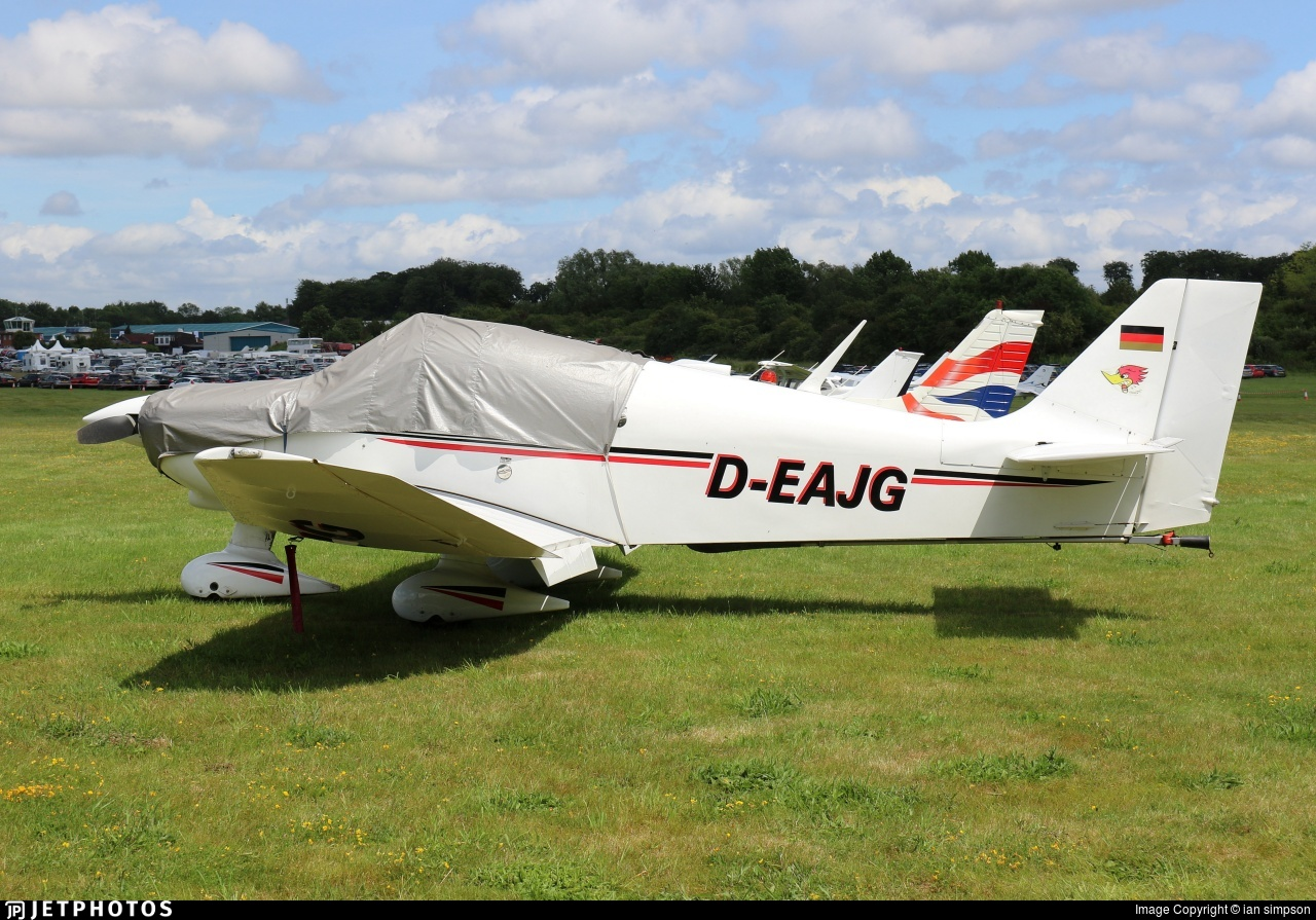 D-EAJG - Robin DR300/180R - Private