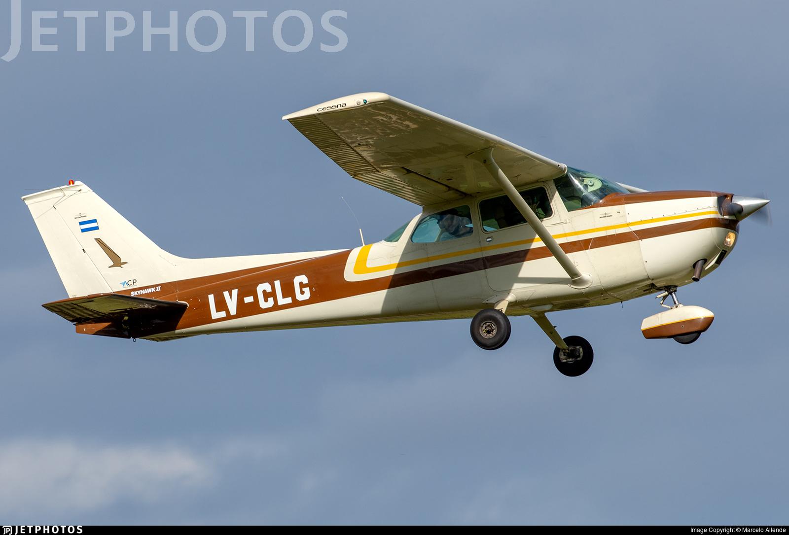 LV-CLG - Cessna 172M Skyhawk II - Aeroclub Posadas