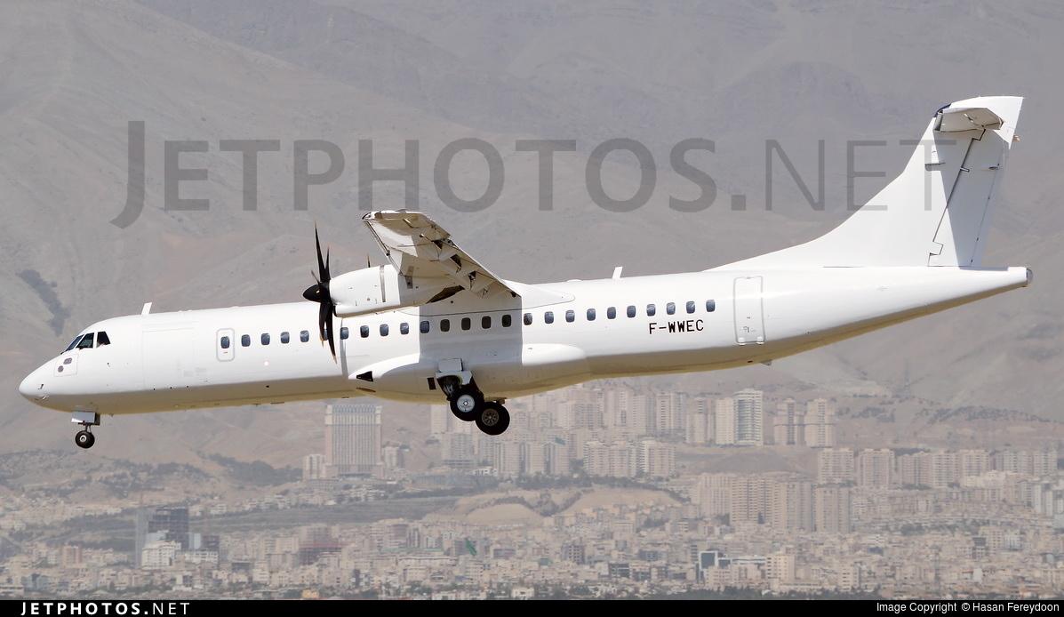 F-WWEC - ATR 72-212A(600) - ATR