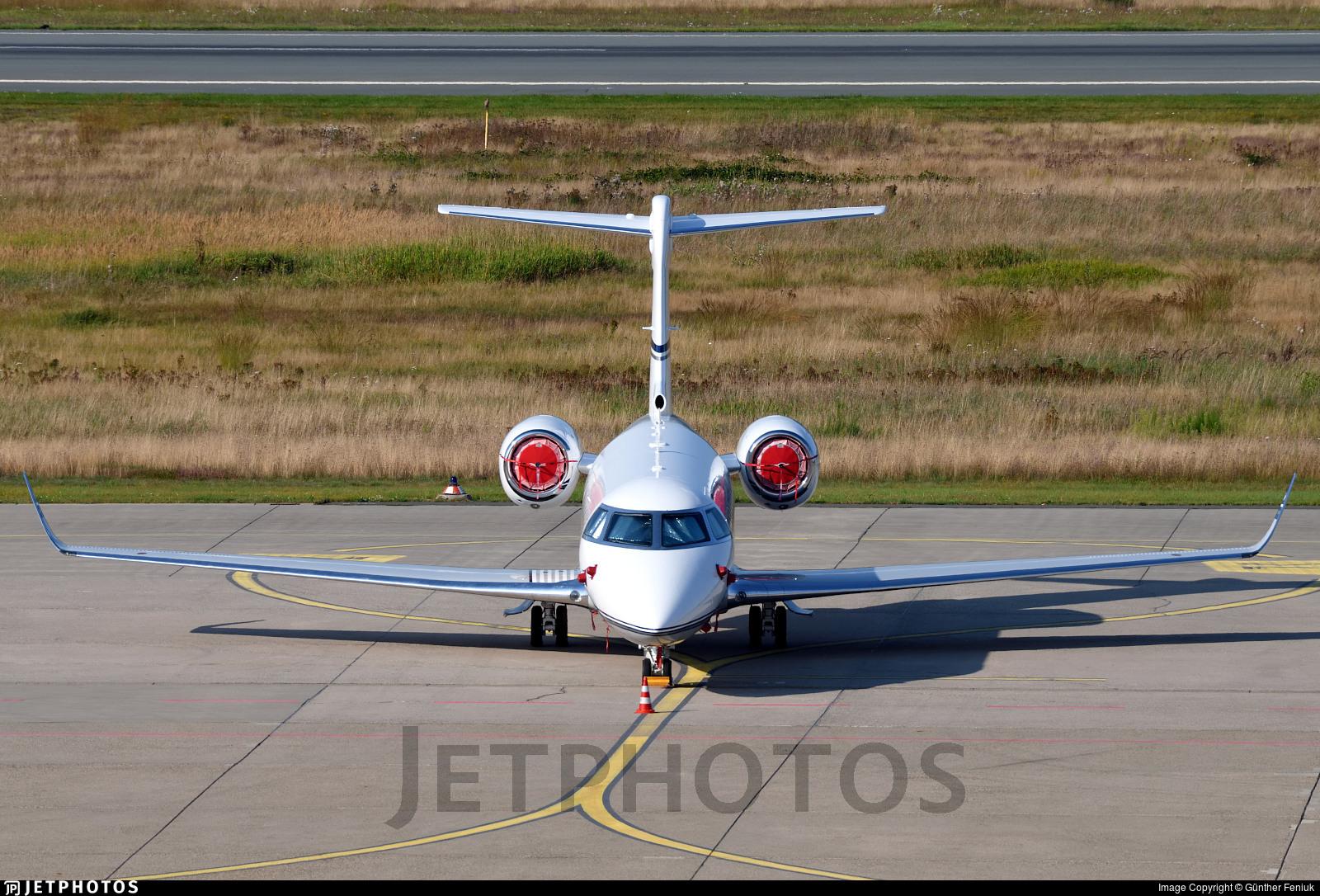 N98AD - Gulfstream G280 - Private
