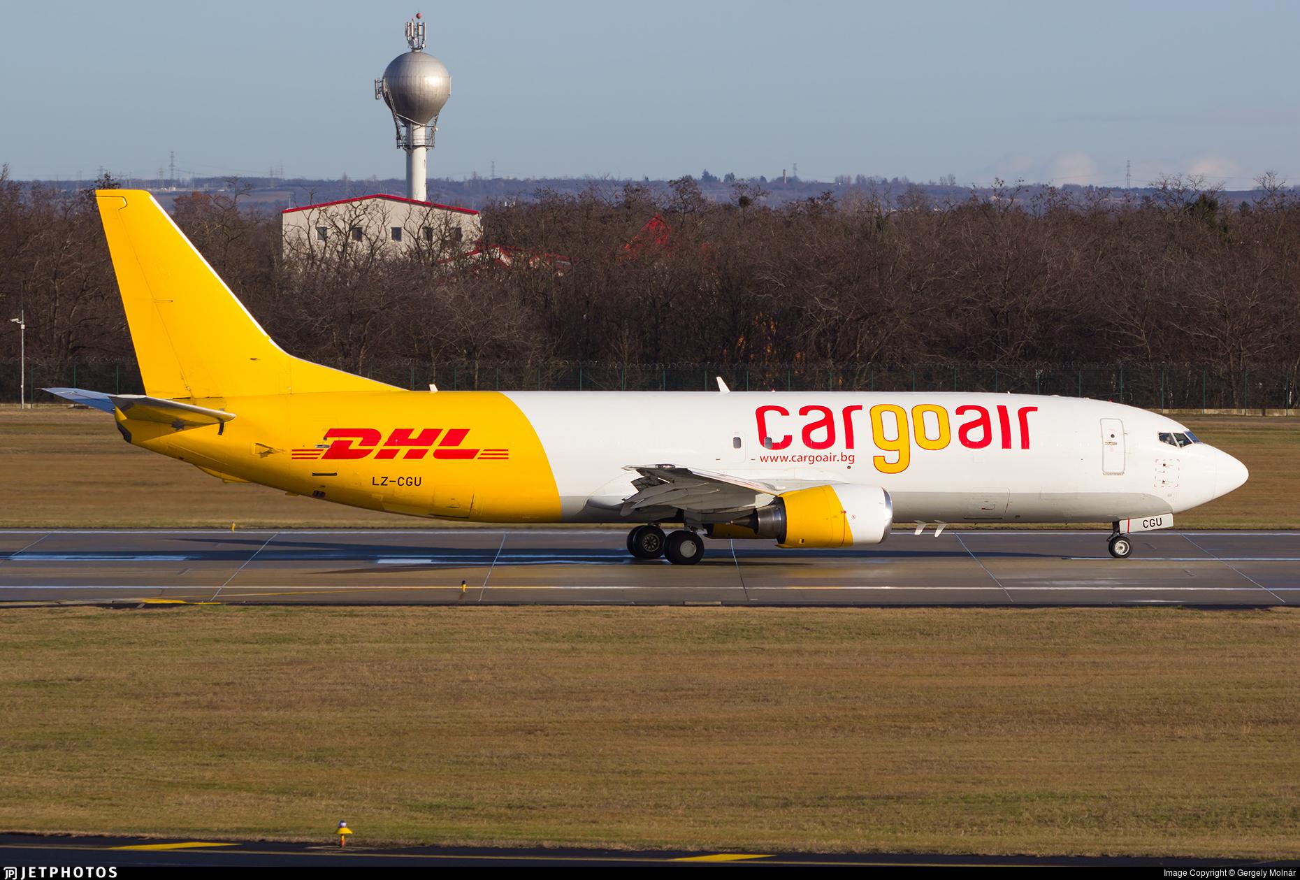 LZ-CGU - Boeing 737-448(SF) - Cargoair