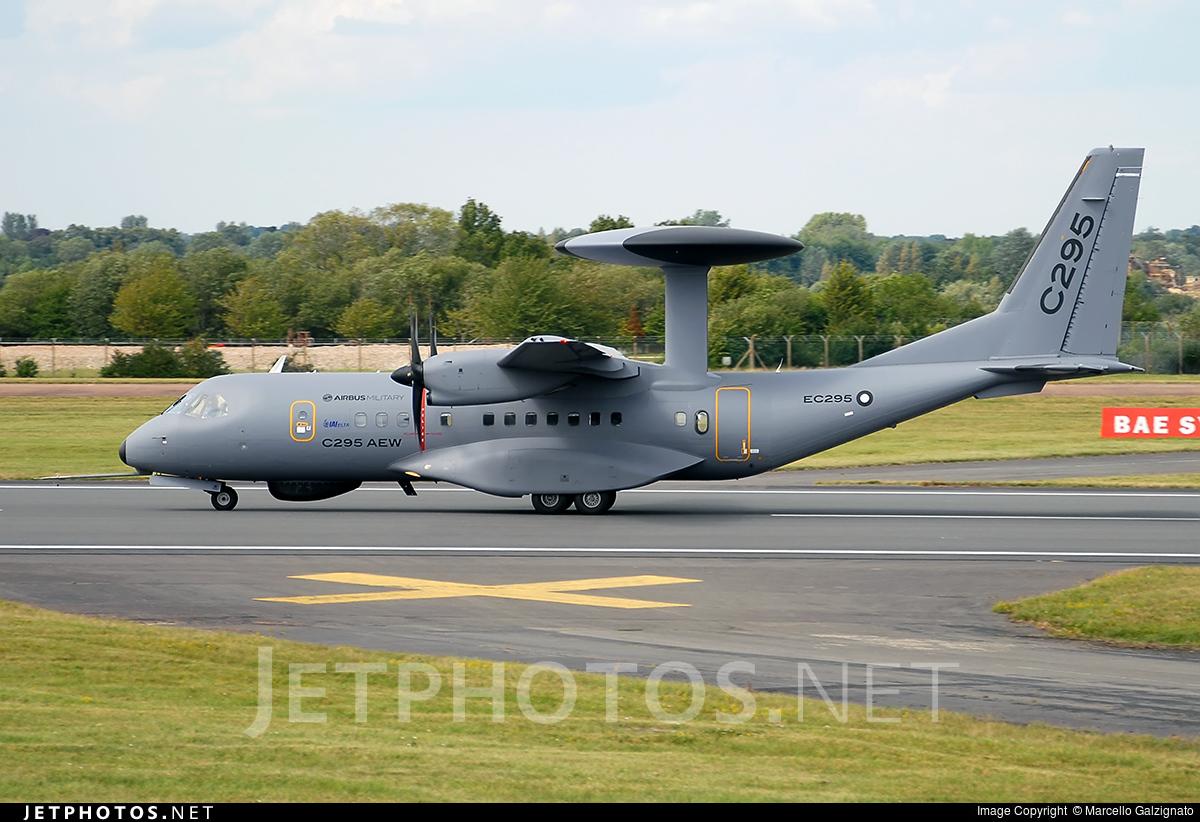 EC-295 - CASA C-295AEW - Airbus Industrie