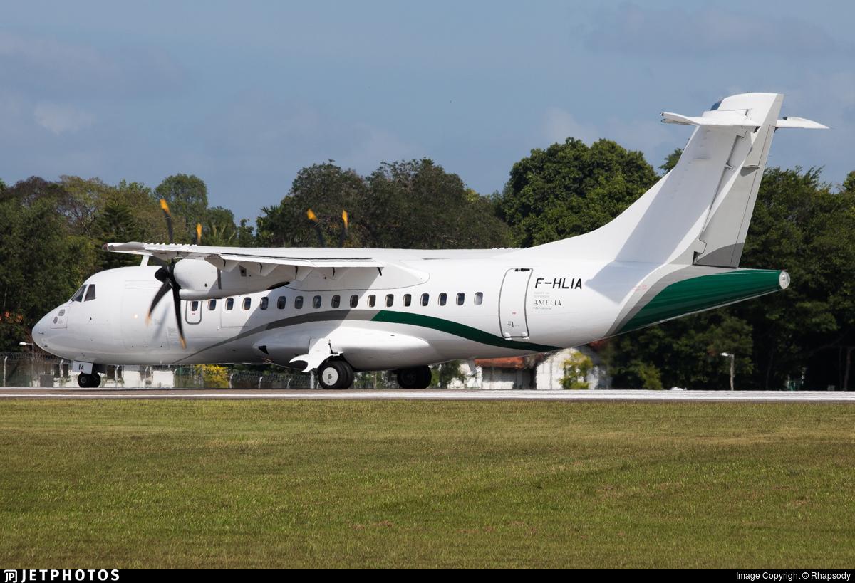 F-HLIA - ATR 42-500 - Amelia International