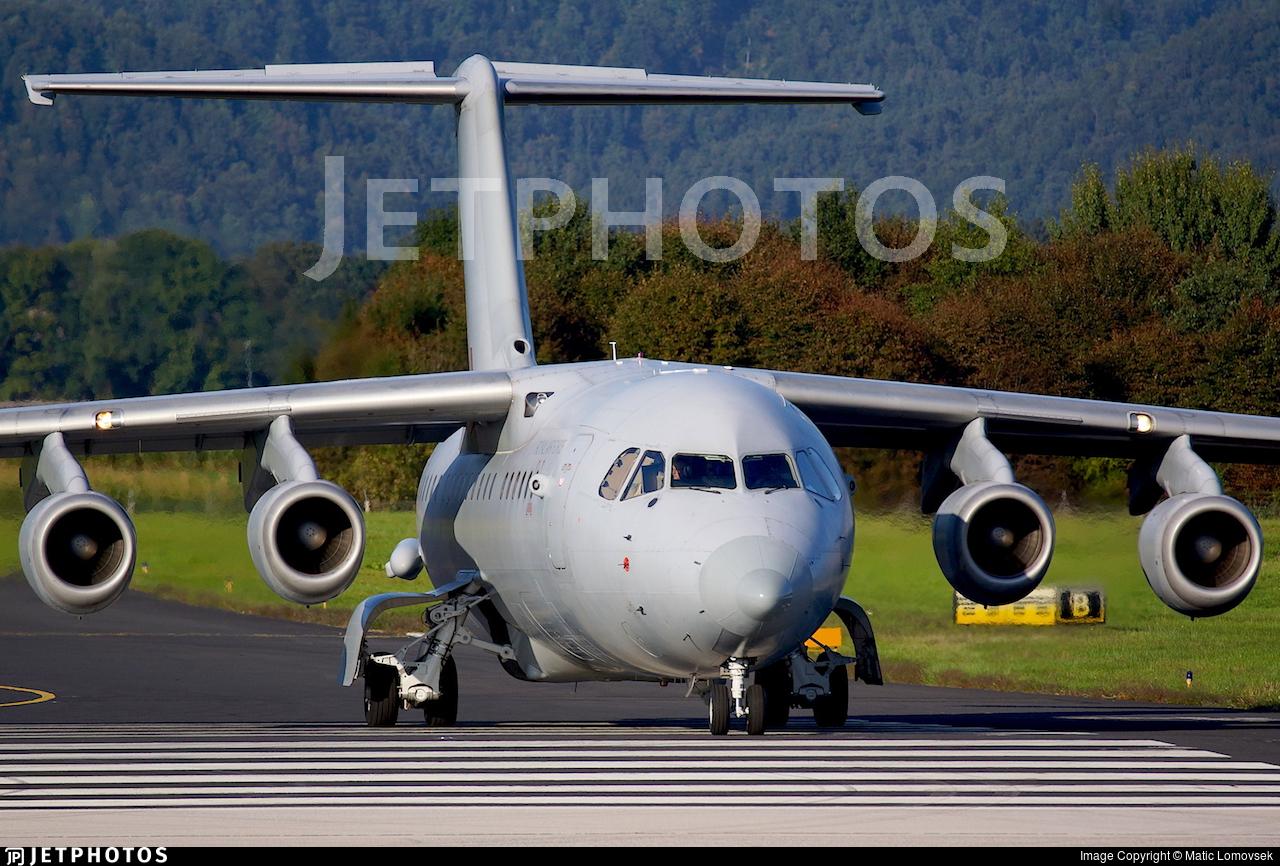 ZE708 - British Aerospace BAe 146 C.3 - United Kingdom - Royal Air Force (RAF)