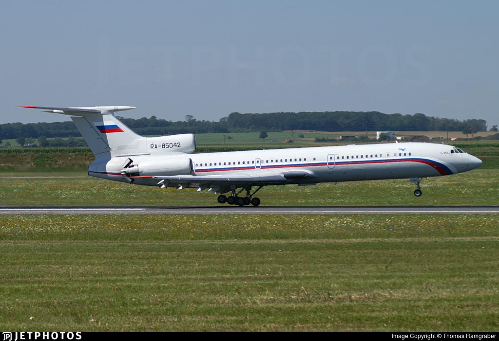 RA-85042 - Tupolev Tu-154M - Russia - 223rd Flight Unit State Airline