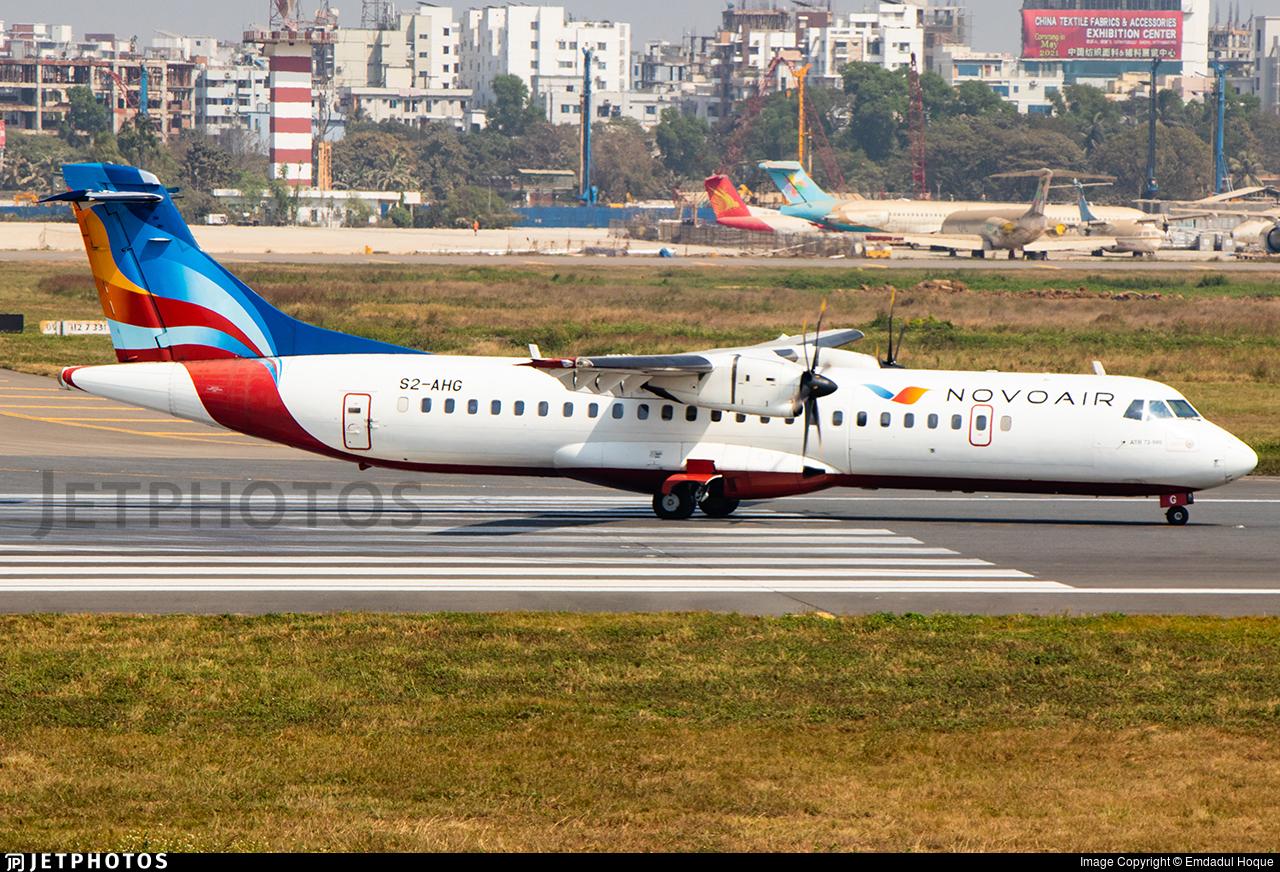 S2-AHG - ATR 72-212A(500) - Novo Air
