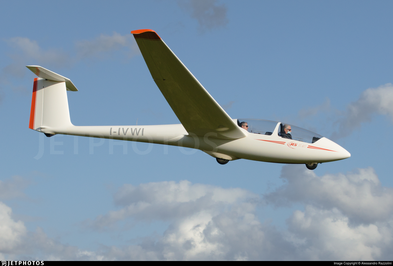 I-IVWI - Schleicher ASK-21 - Aero Club Volovelistico del Mugello