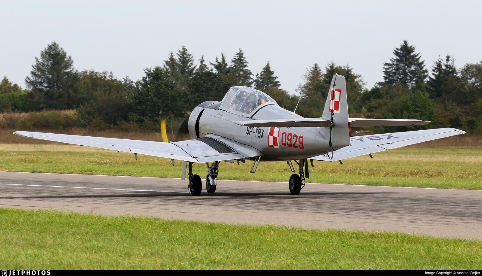 SP-YBX - PZL-Mielec TS-8 Bies - Private