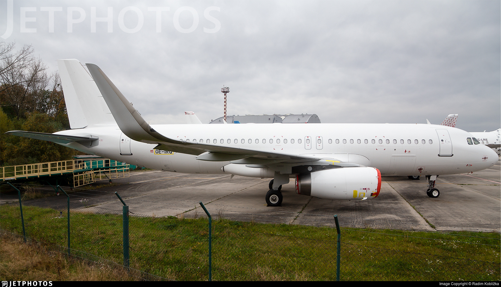 OE-IRQ - Airbus A320-232 - Untitled